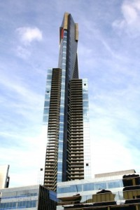 Eureka Tower, Southbank, Melbourne