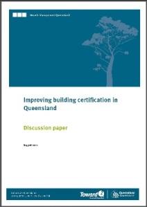 Improving Building Certification in Queensland