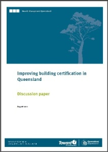 Improving Building Certification in Queensland