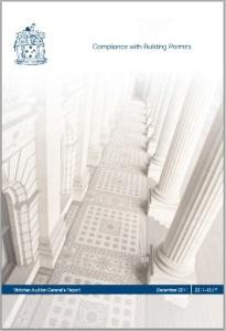 VAGO 2011 Report